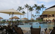 Sheraton Kauai Resort Oceanfront pool