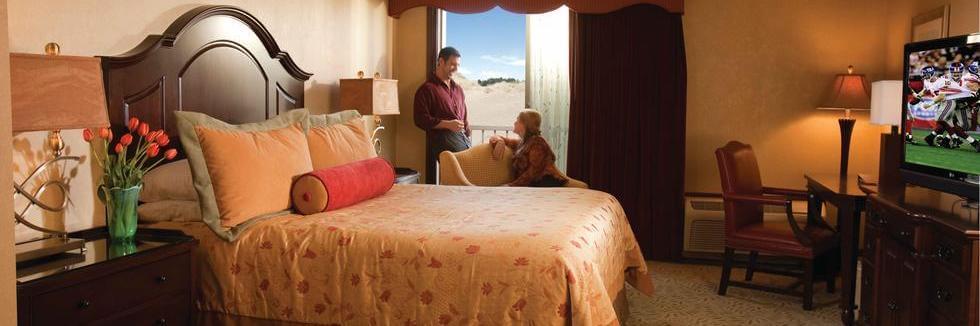 Three Rivers Resort Room