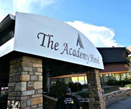 Academy Hotel Colorado Springs Entrance-1