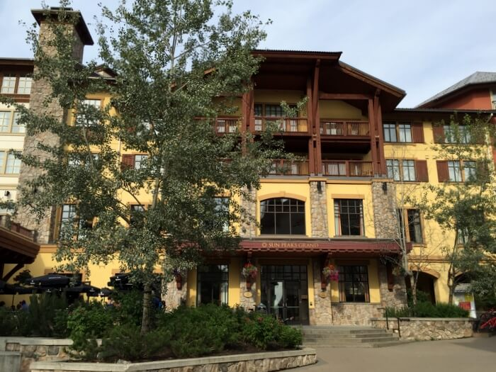 Sun Peaks Grand Hotel Conference Centre