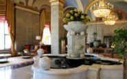 Potential for a GOP meet and greet--the lobby of the Renaissance