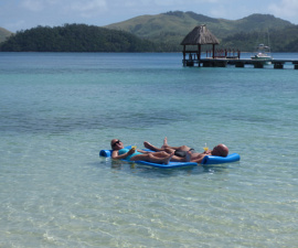 Turtle Island Fiji review