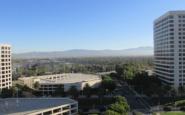 hotel irvine, view, orange county, california