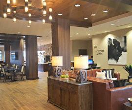 Fairfield Inn Cheyenne Lobby