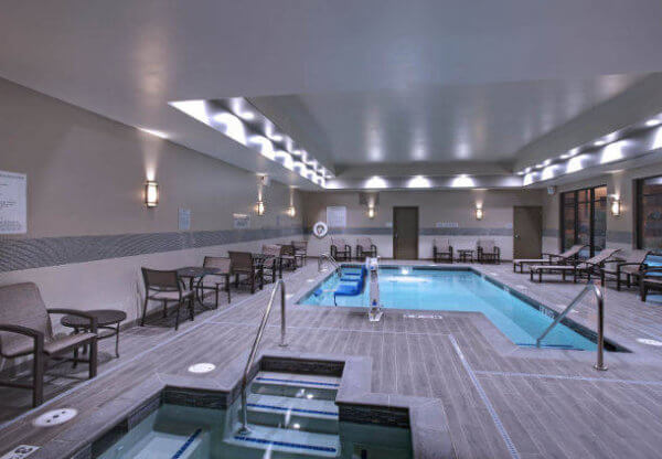 Fairfield Inn Pool Cheyenne