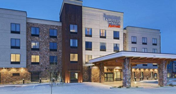 Fairfield Inn Suites Cheyenne -1