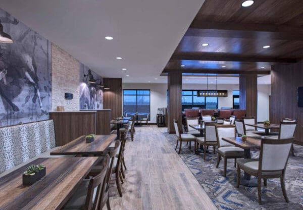 Fairfield Inn Suites Cheyenne Dining