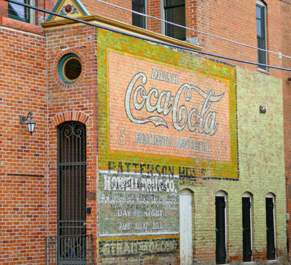 Salida Coca-Cola Red Brick Building-1