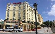 outside shot of Sheraton Old San Juan Hotel