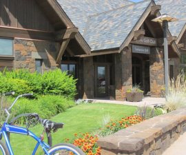 tetherow resort, tetherow lodges, bend, oregon, central oregon