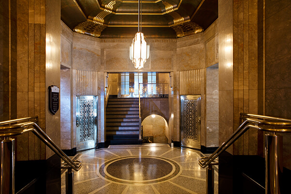 Kimpton Cardinal Winston Salem S Revived Art Deco Gem