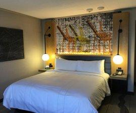 Bay View Room, Oakland Marriott
