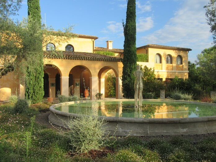 terre blanche hotel Provence