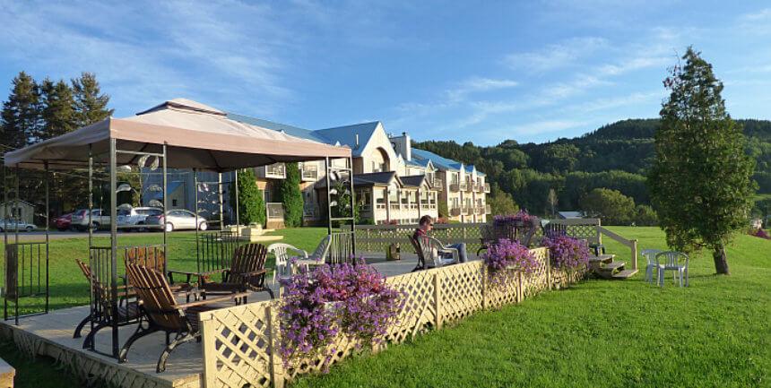 Auberge des Battures hotel review