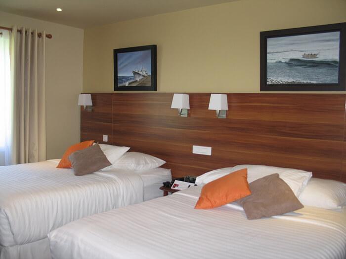 Auberge Saint-Pierre Standard Plus room
