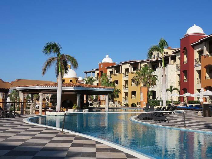Activity Pool at Hacienda Encantada
