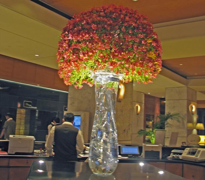 Astrolomera in the lobby of Vivant byTaj - President in Mumbai, India