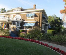 beazley house, bed & breakfast, napa, california