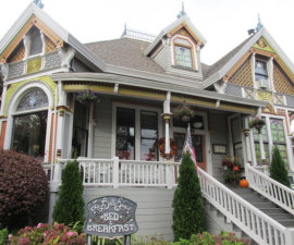 la belle epoque, napa bed and breakfast,