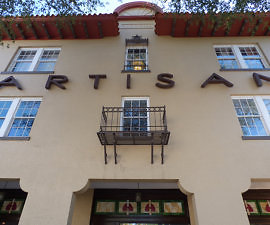 Artisan Downtown boutique hotel Deland