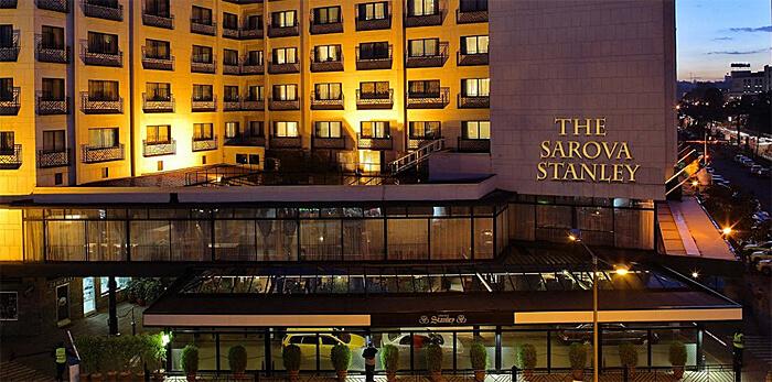 The Sarova Stanley, Nairobi, Kenya