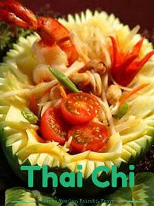 Thai Chi Restaurant, Sarova Stanley