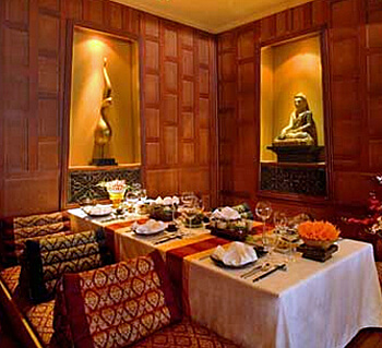 Thai Chi Restaurant in Sarova Stanley