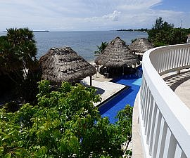 Belize Ocean Club view