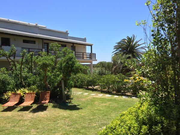 Garden, Hotel Brisas de la Pedrera, Uruguay