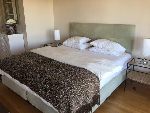 Guest room, Hotel Brisas de la Pedrera, Uruguay