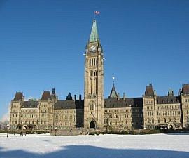 Parliament Building, Ottawa, Ontario, Canada
