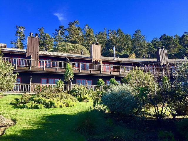 stanford inn by the sea, stanford inn, eco resort, mendocino, california
