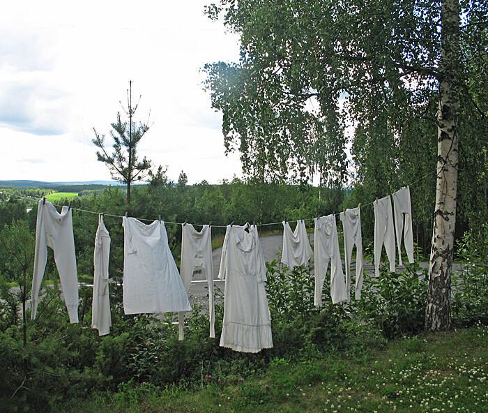 Britta's Pensionat, Sweden (Photo by Susan McKee)