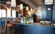 Kimpton Hotel Zamora St. Pete Beach bar at Castile Restaurant