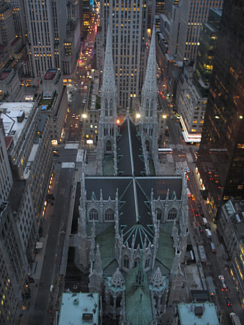 St. Patrick's Cathedral, Manhattan, New York City