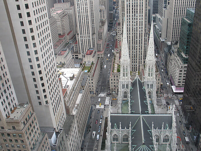 St. Patrick's Cathedral, Manhattan