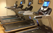 fitness center, doubletree hilton new york times square west, new york hotel