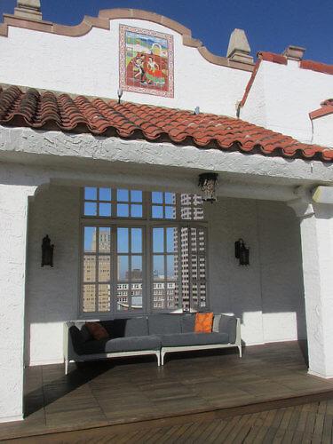 rooftop lounge, st. anthony hotel, san antonio, texas, hotel