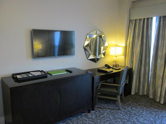 modern decor, hotel, desk, st. anthony, san antonio, texas