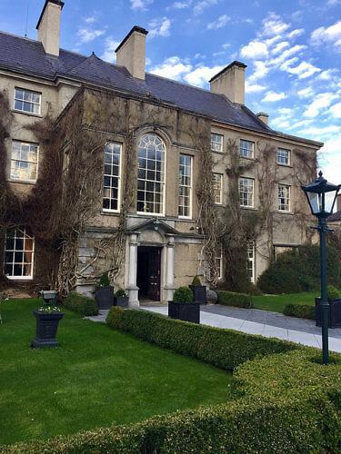 mount juliet estate, kilkenny luxury hotel, historic gorgian mansion, Ireland hotel