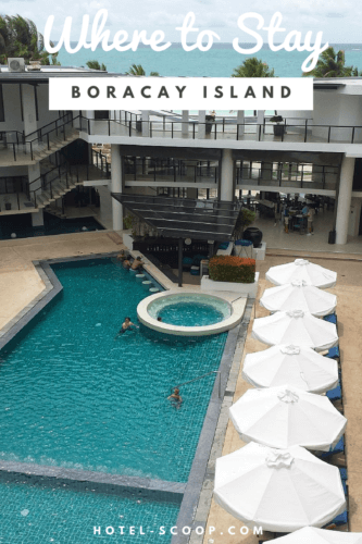where to stay on Boracy Island Philippines