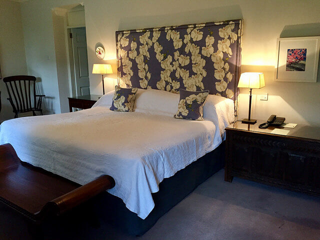 boutique hotel, gregans castle hotel room, hotel suite, the burren, ireland