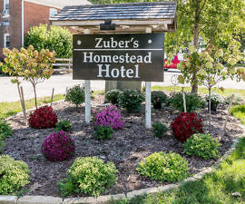 Zuber's Homestead Hotel in Amana Colonies, Iowa