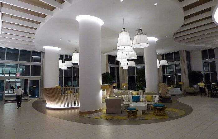 Clearwater Beach stylish hotel
