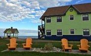 Auberge La Salicorne, Magdalen Islands, Quebec, Canada