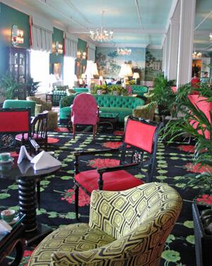 The Grand Hotel, Mackinac Island, Michigan (Photo by Susan McKee)