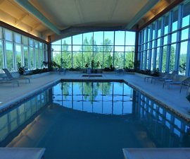 Embassy Suites Huntsville pool