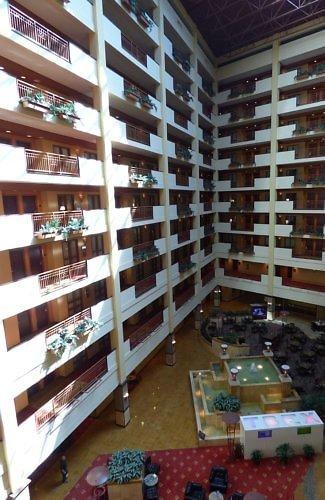 Huntsville Von Braun Center hotel