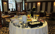 breakfast buffet, irish breakfast, the alex breakfast, alexander hotel breakfast