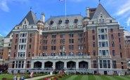 Fairmont Empress Hotel, Victoria, BC Canada